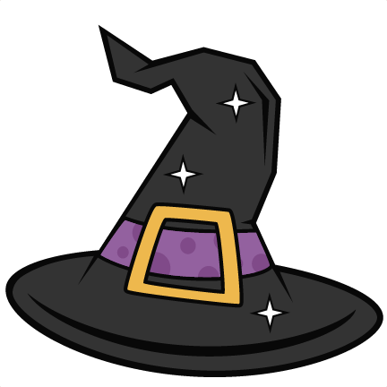 Witch Hat Clipart