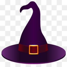 260x260 Halloween Witch Hat Clip Art