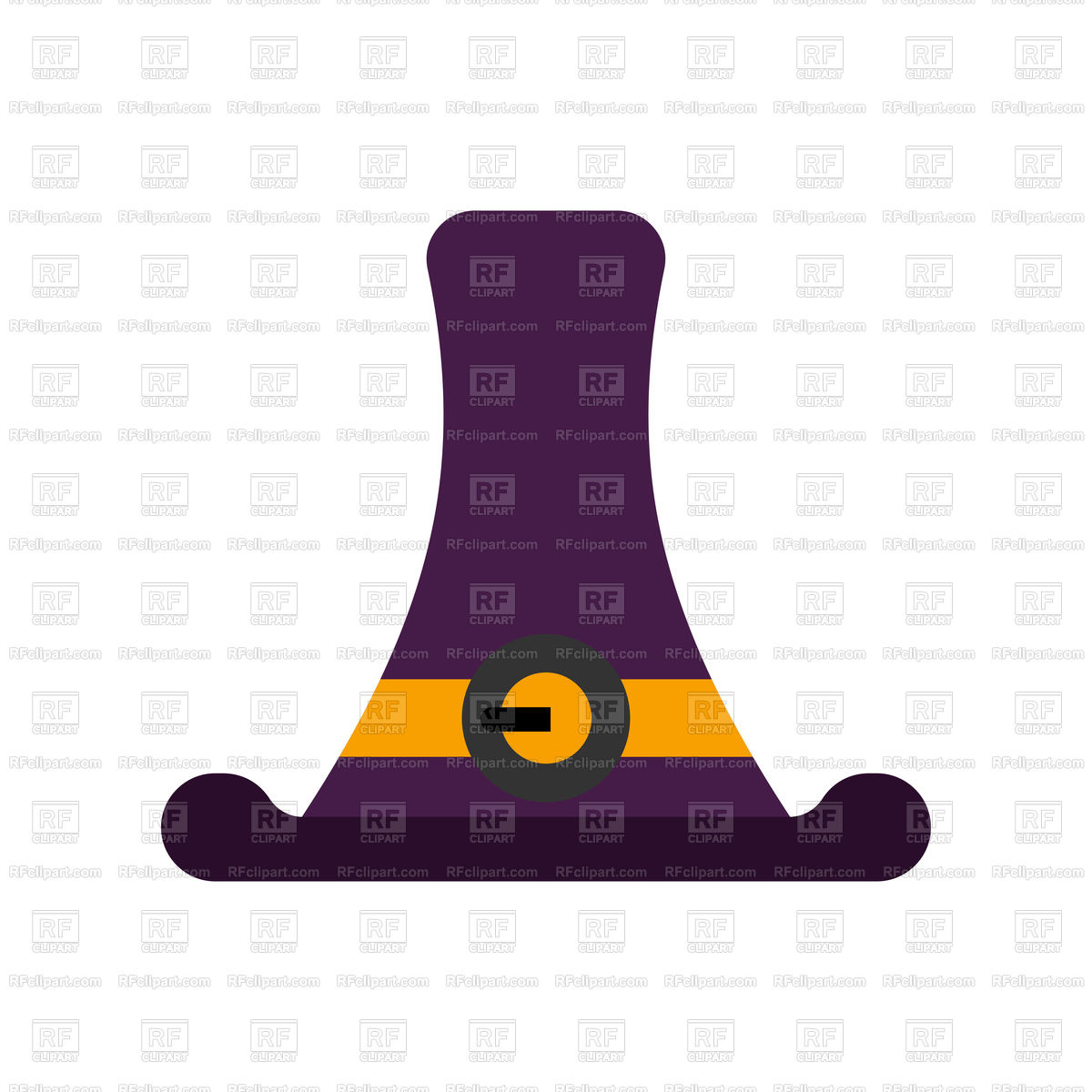 1200x1200 Hat Witch Magical Cap Royalty Free Vector Clip Art Image