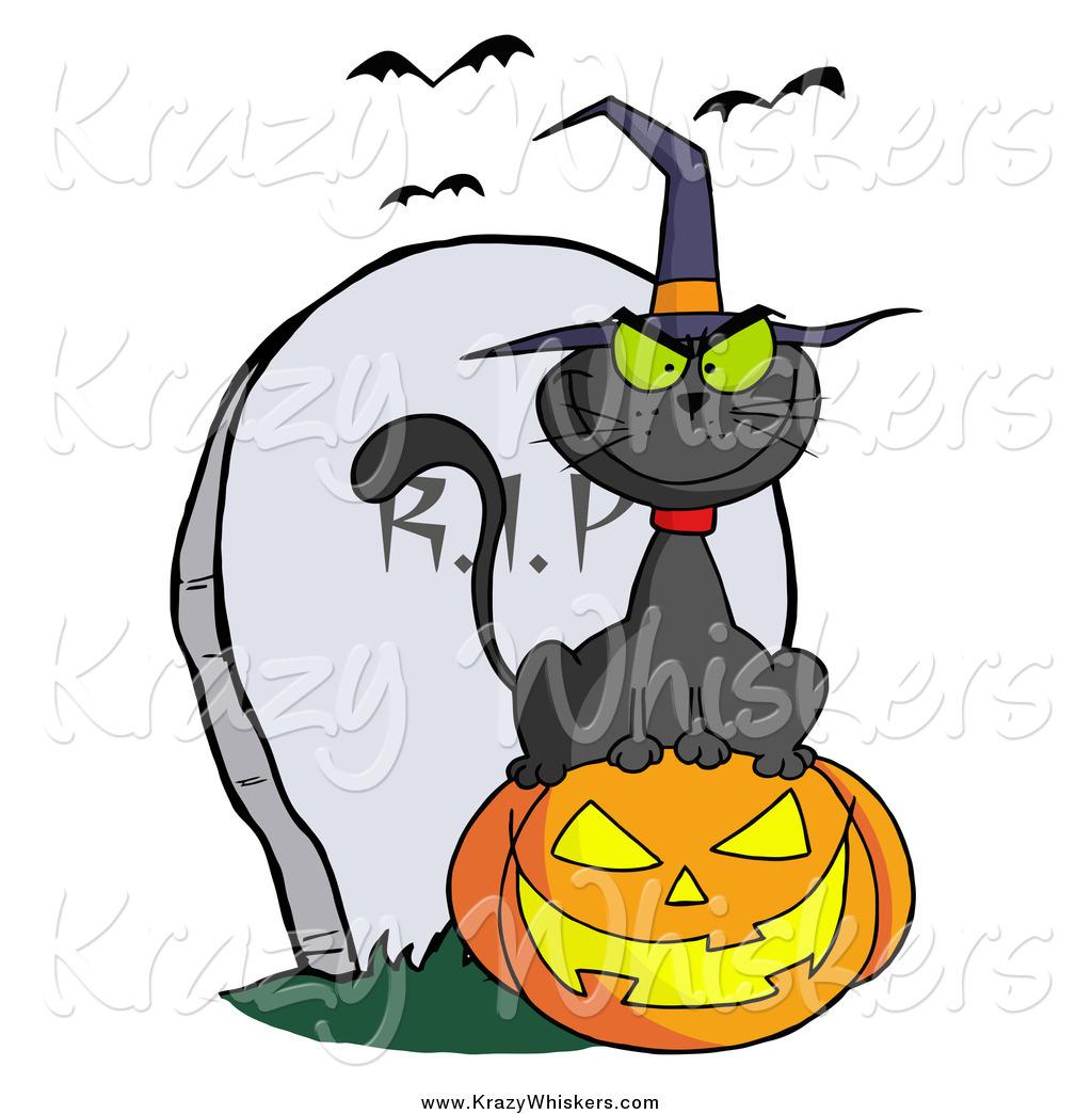 1024x1044 Black Cat Clipart Witch Hat