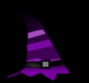 298x276 Witch Hat Clip Art