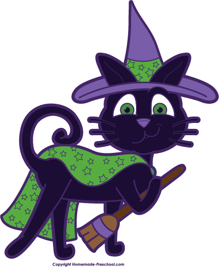 446x543 Witch Hat Clipart Witch Cat