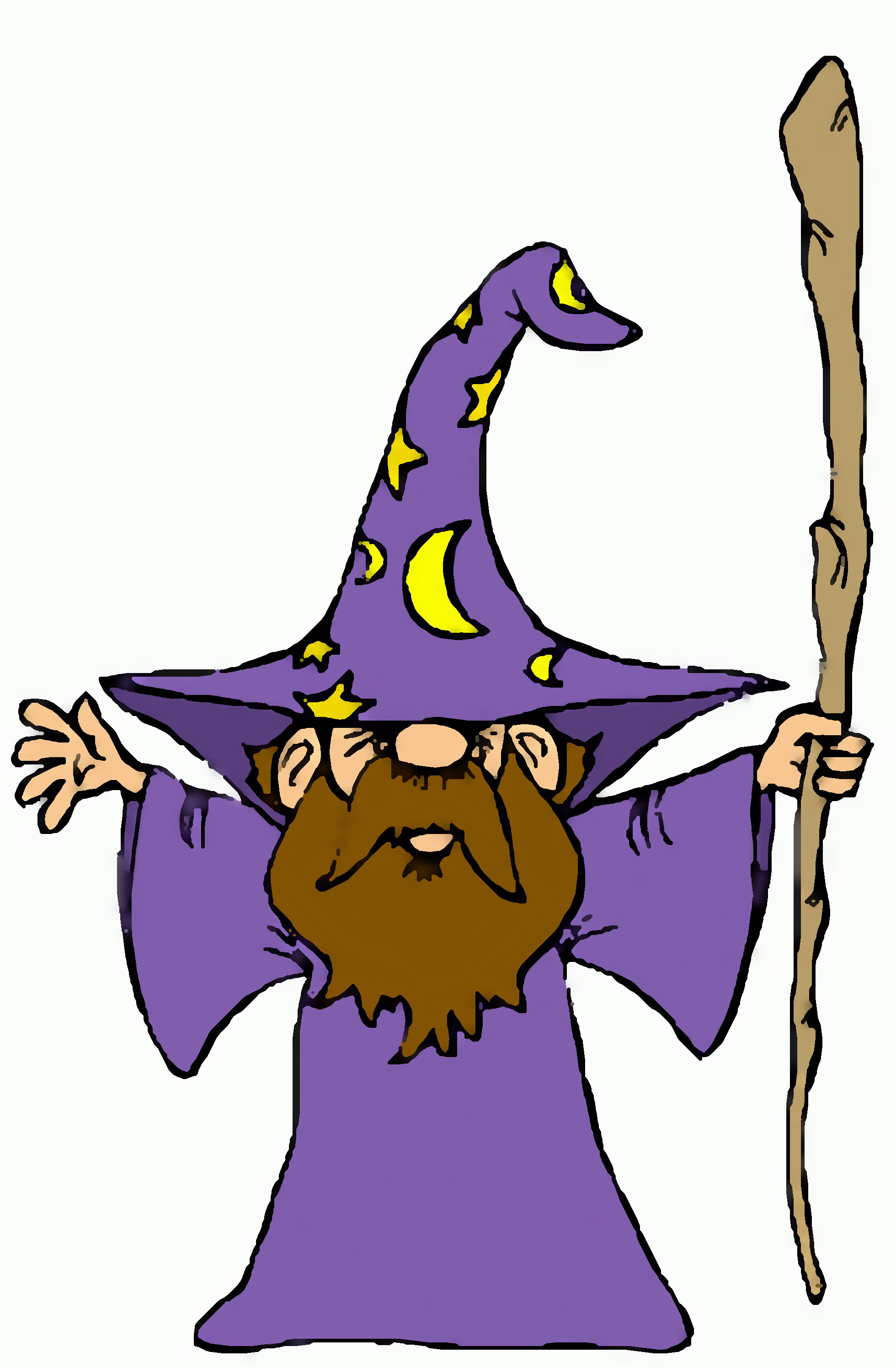 1960x2992 Wizard Clipart Purple Free Collection Download And Share Wizard