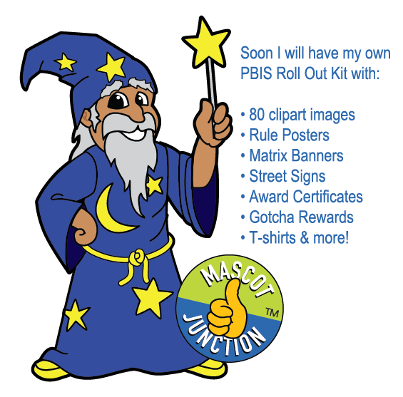 565x557 Wizard Clipart Wizard Mascot Clip Art Mascot Junction Clip Art