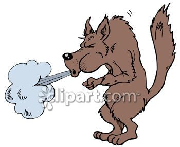 wolf clipart at getdrawings com free for personal use wolf clipart rh getdrawings com big bad wolf blowing clipart
