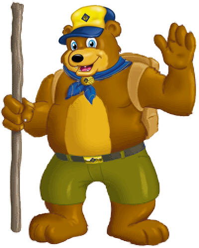 400x498 Clip Art For Cub Scout Leaders