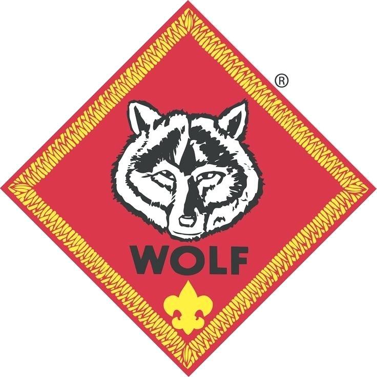 736x735 Cub Scout Logo Clip Art Cub Scout Wolf A Cub Scout Clip Art 6 Cub