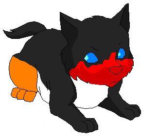 325x286 Pingu as a wolf cub by I love LAS MMALM on DeviantArt
