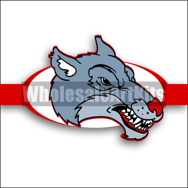 761x761 Wolf Clipart Kit 01 For Coreldraw And Illustrator