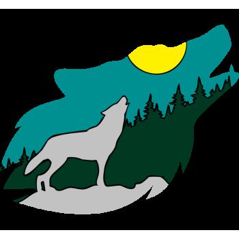 350x350 Spirit Of The Wolf