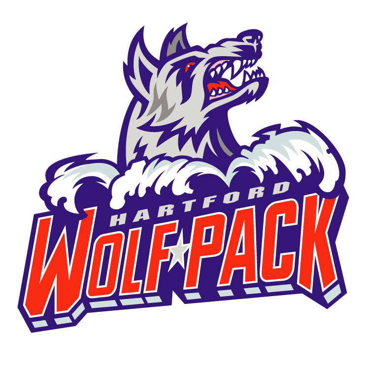 745x745 Hartford Wolf Pack Free Vector 4vector