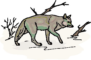 321x213 Wolves Clipart