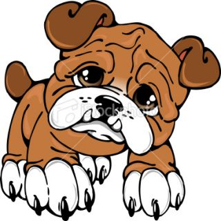 320x320 Collection Of Bulldog Pup Clipart High Quality, Free