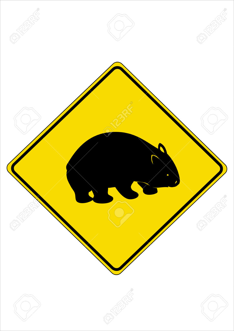919x1300 Top 88 Wombat Clipart