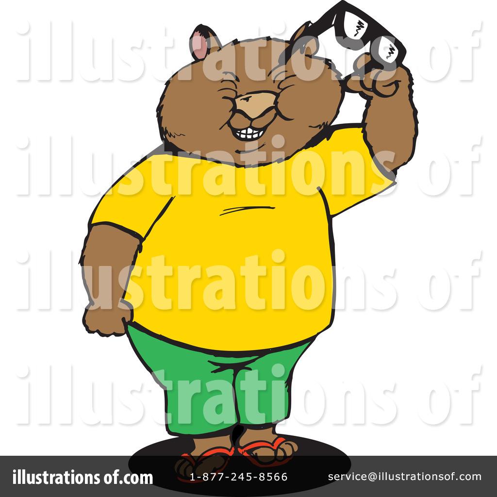 1024x1024 Wombat Clipart