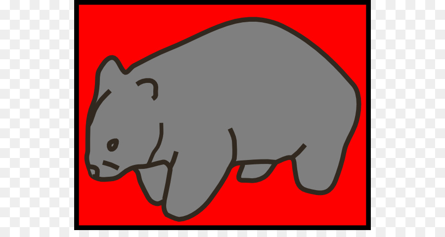 900x480 Wombat Computer Icons Clip Art