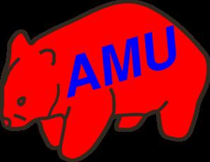 298x231 Amu Wombat Clip Art