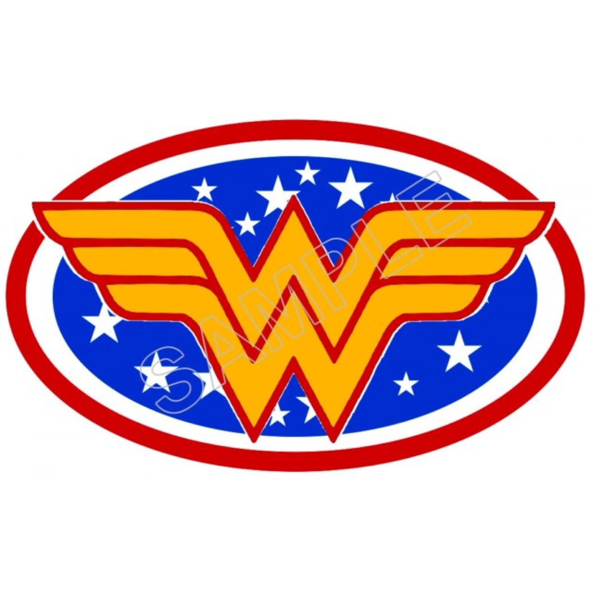 1200x1200 Beautiful Wonder Woman Logo Clip Art Characters