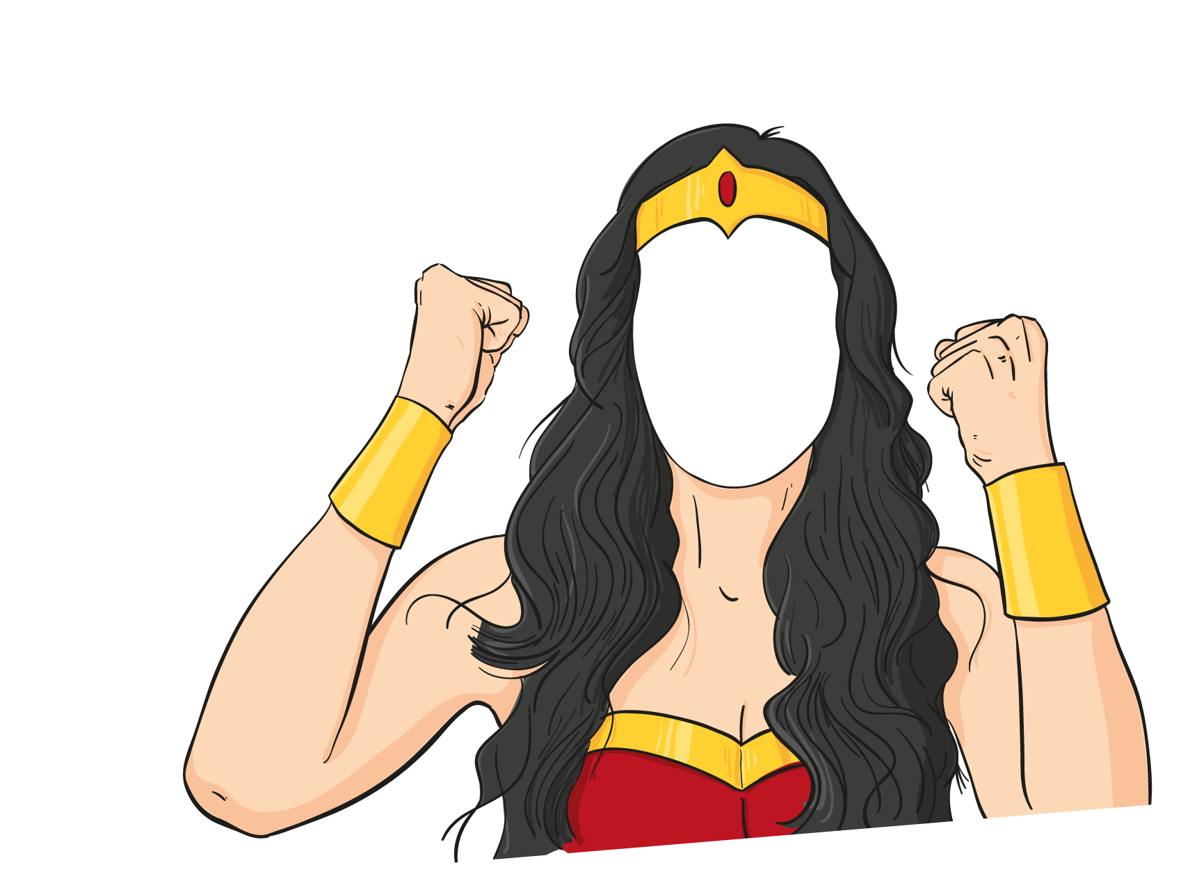 1711x1286 Wonder Woman Png Transparent Free Images Png Only