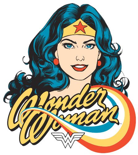 Wonder Woman Clipart at GetDrawings.com | Free for ...