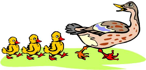 565x271 Duck Clipart Image Little Duck Bobbing Up And Down On The Waves