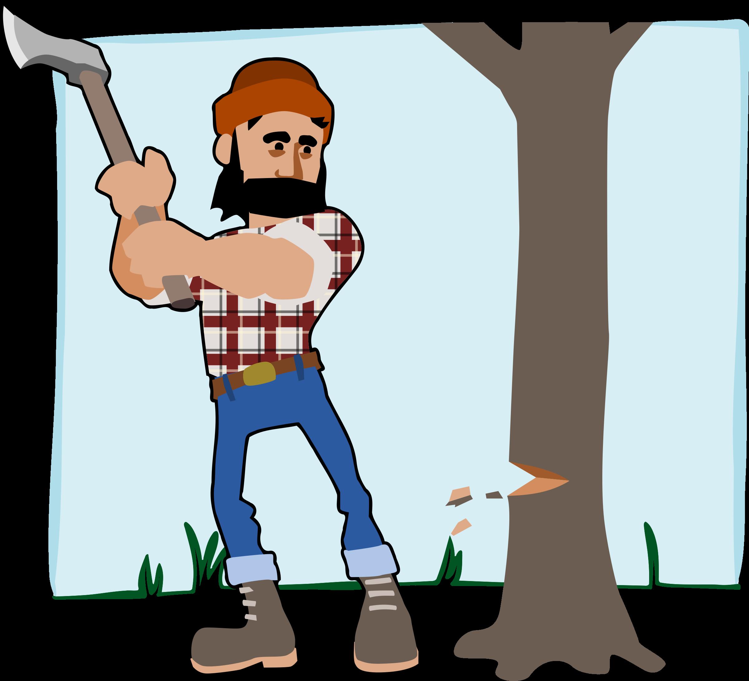 2400x2180 Lumberjack Clipart Image Group