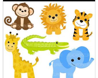 340x270 Baby Animals Clipart