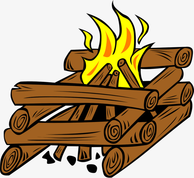 650x596 Burning Wood, Combustion, Wood, Roast Png Image And Clipart