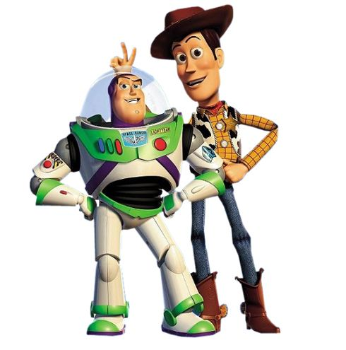 Woody Toy Story Clipart
