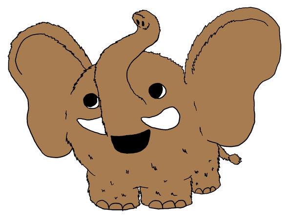 600x457 Chibi Woolly Mammoth By 0 Mar Mar 0