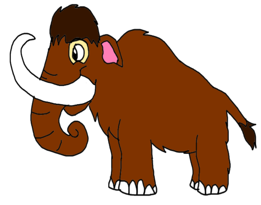 1010x791 Woolly Mammoth Point Commission By Kallytoonsstudios