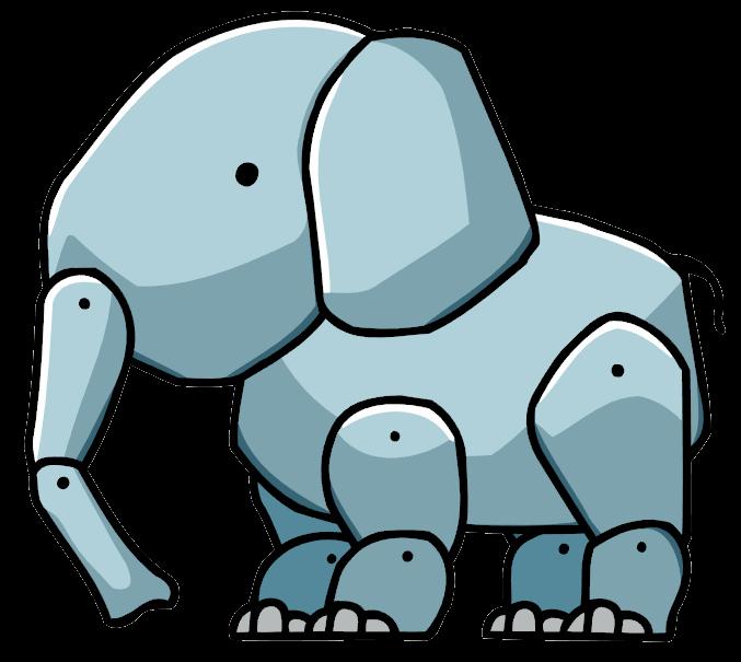 677x605 Elephant Calf Scribblenauts Wiki Fandom Powered By Wikia