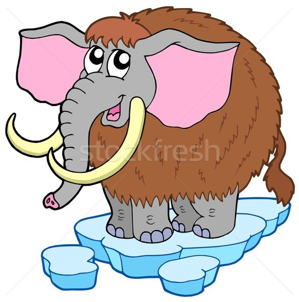 594x600 Mammoth Stock Vectors, Illustrations And Cliparts Stockfresh