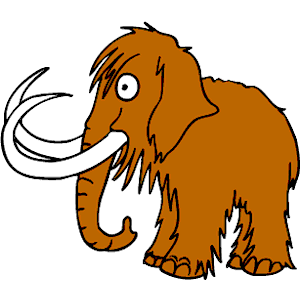 300x300 Mammoth Clipart, Cliparts Of Mammoth Free Download (Wmf, Eps, Emf
