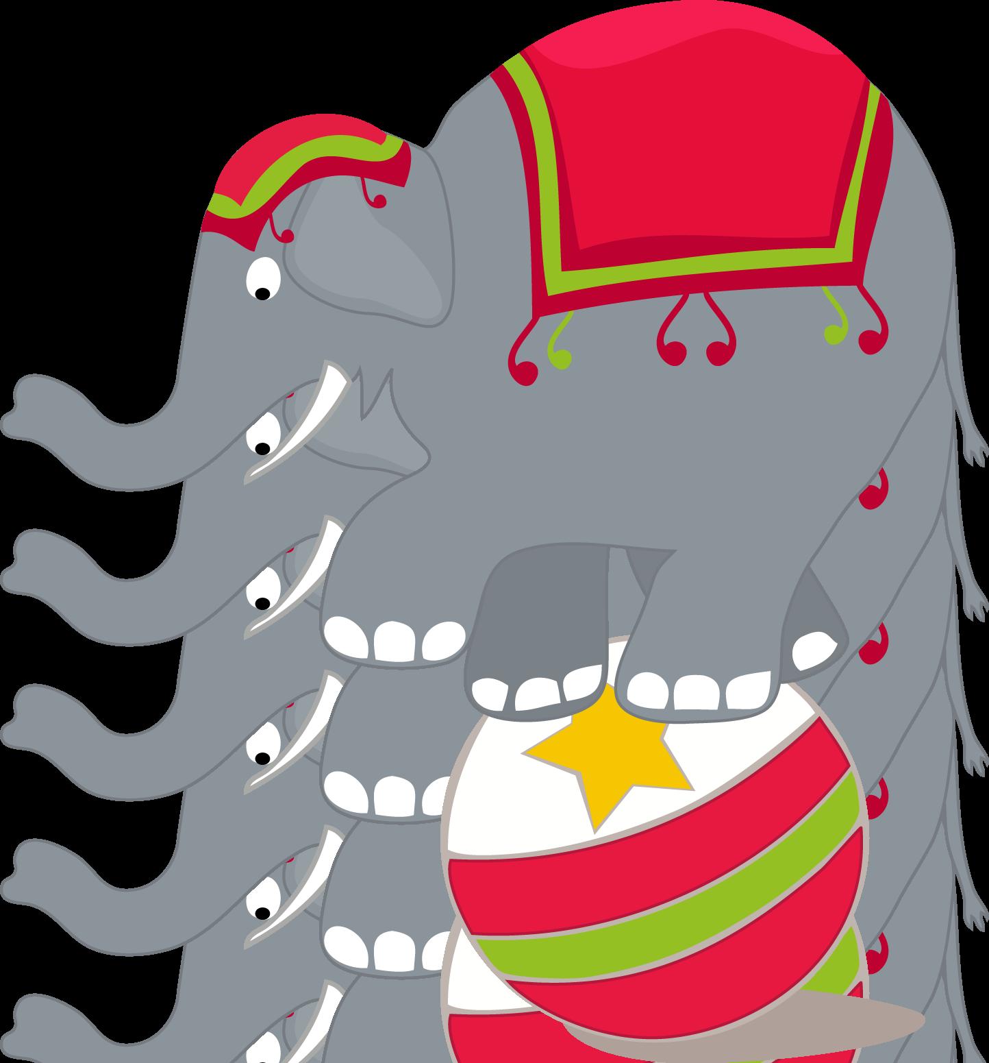 1444x1551 Circo Png