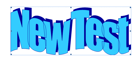 591x269 Add More Formatting To Wordart Text Wordart Shape Picture