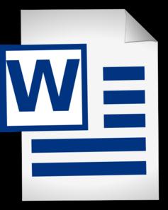 237x297 Text Document Icon Clip Art