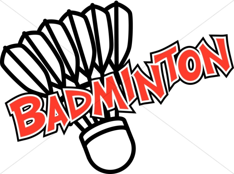 776x575 Badminton With Birdie Youth Program Clipart