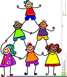 263x300 Kids Working Together Clipart Free Images