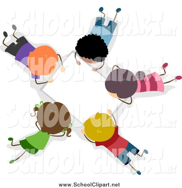 600x620 Students Working Together Clipart Students Working Clip Art