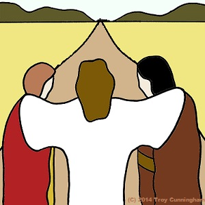 300x300 Collection Of Road To Emmaus Clipart High Quality, Free