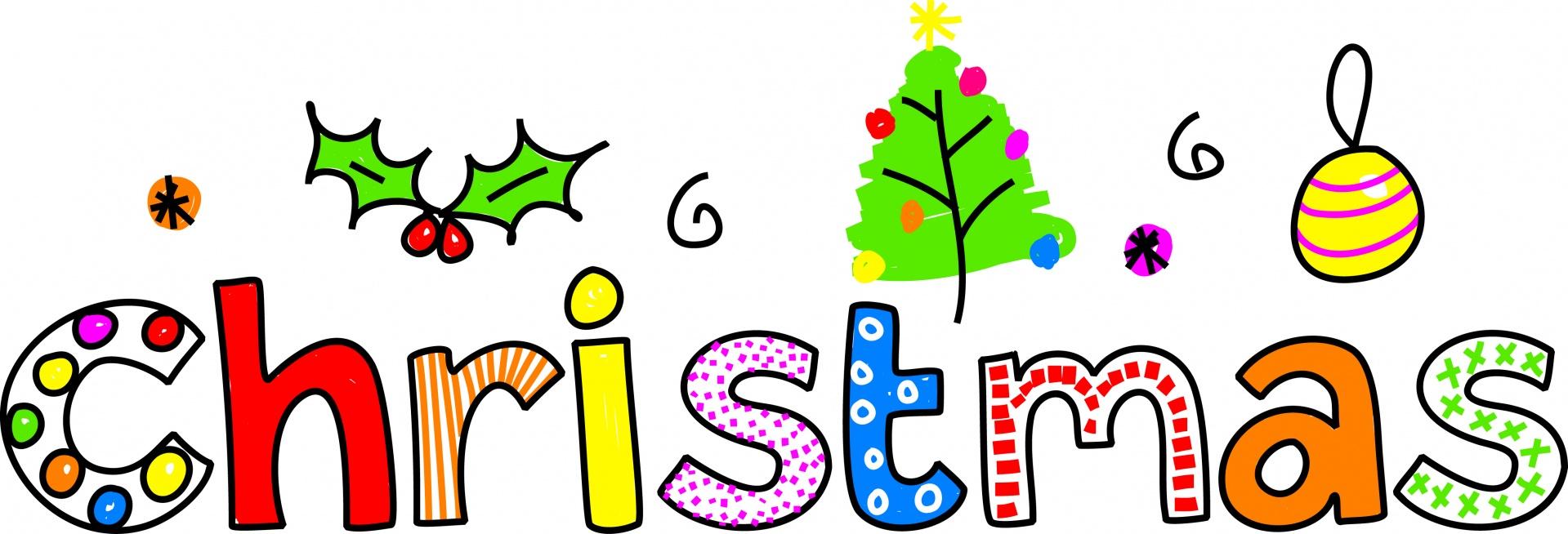 1919x654 Merry Christmas Banner Clipart