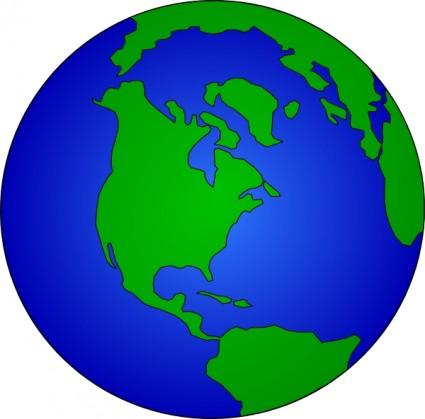 425x419 Earth Globe Clip Art Clipart Panda