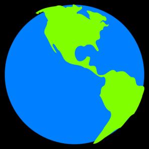 297x298 Earth Free Clip Art Image