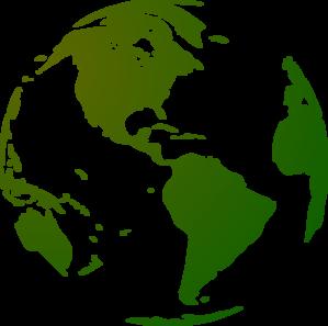 299x297 Globe Clip Art
