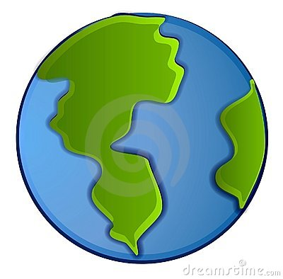 400x394 Free Earth Clipart Earth31