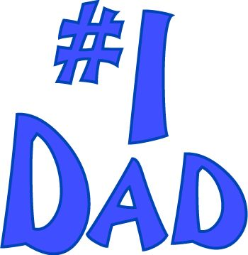Worlds Best Dad Clipart