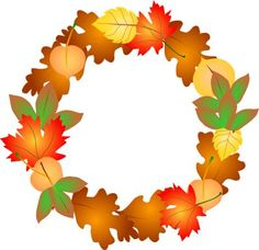 236x228 Autumn Wreath Baskets Clip Art Fall Clip Art, Clip Art