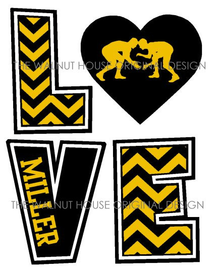 432x541 Original Design Wrestling Chevron Love Shirt Wrestling Mom