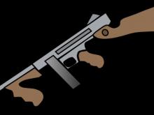 220x165 Machine Gun Clip Art Ww2 Machine Gun Ww2 Series American Browning